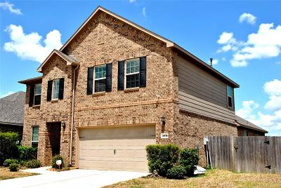 Katy Single Family Home For Sale: 24738 Heirloom Lane