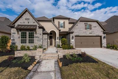 Cypress Single Family Home Pending: 19714 Raccoon Hollow