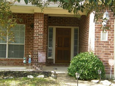 Harris County Single Family Home Pending: 10039 Noisy Waters Drive