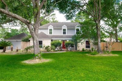 Katy Single Family Home For Sale: 6406 Cypress Lane