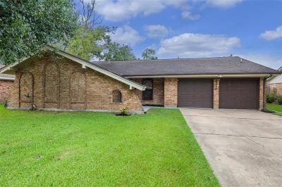 Pearland Single Family Home For Sale: 2216 Willow Boulevard