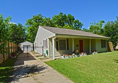 Houston Single Family Home For Sale: 4106 Woodcraft Street
