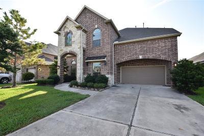 Rosenberg Single Family Home For Sale: 715 Valley Ridge Drive