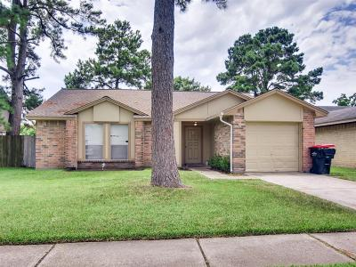 Houston Single Family Home For Sale: 12651 Hickory Bend Drive