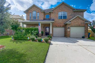 Conroe Single Family Home For Sale: 2207 Oak Rise Drive