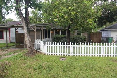 Brazoria Single Family Home For Sale: 127 5th Street