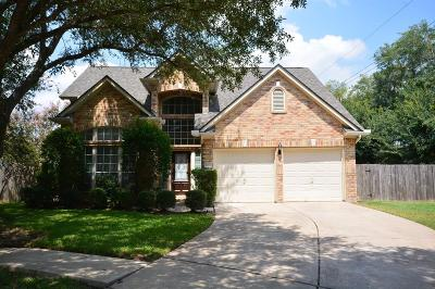 Sugar Land, Sugar Land East, Sugarland Single Family Home For Sale: 15302 Truslow Point Lane