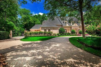 The Woodlands TX Single Family Home For Sale: $1,149,000