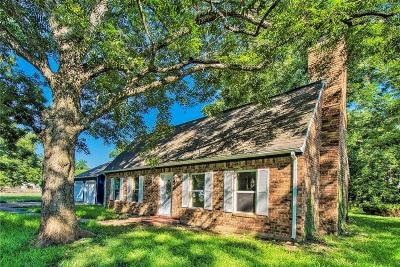 Simonton Single Family Home For Sale: 605 Fort Bend Drive