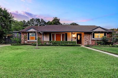 Houston Single Family Home For Sale: 5710 Stillbrooke Drive