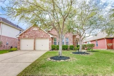 Katy Single Family Home For Sale: 24815 Trailstone Court