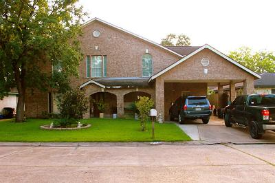 Channelview Single Family Home For Sale: 827 Deerpass Drive