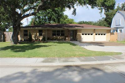 Texas City Single Family Home For Sale: 1939 1st Street N