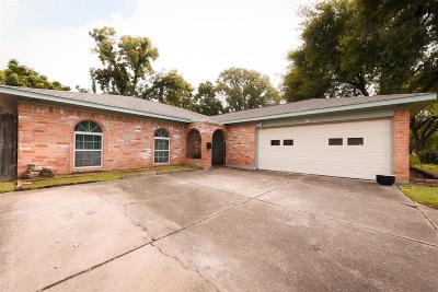 Houston TX Single Family Home For Sale: $245,000