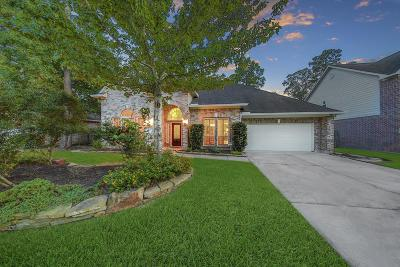 The Woodlands Single Family Home For Sale: 186 Golden Autumn