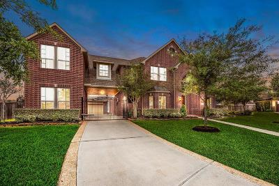 Friendswood Single Family Home For Sale: 2309 Stone Creek Court