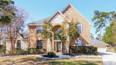 Magnolia Single Family Home For Sale: 12518 Stallion Court