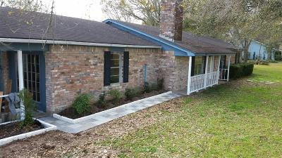 Sealy Single Family Home For Sale: 1681 Jack Rabbit Road