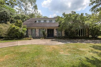 Hedwig Village Single Family Home For Sale: 816 Bunker Hill Road