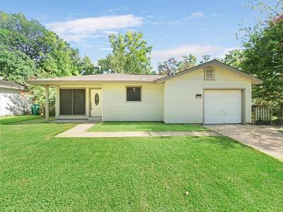 Pasadena Single Family Home For Sale: 2706 Harvard Street