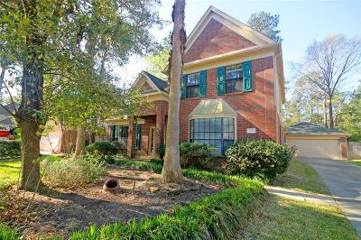 The Woodlands Single Family Home For Sale: 11 Cherry Blossom Place