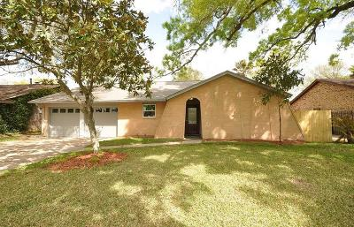 Friendswood Single Family Home For Sale: 15531 Edenvale Street