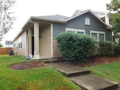 Katy Single Family Home For Sale: 6147 Settlers Lake Circle W