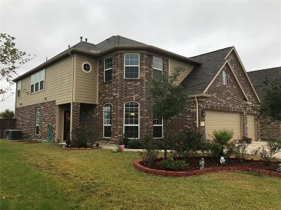 Katy Single Family Home For Sale: 3222 Tall Sycamore Trail