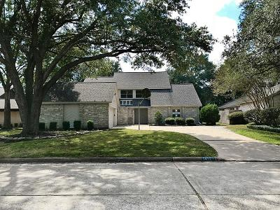 Houston TX Single Family Home For Sale: $270,000