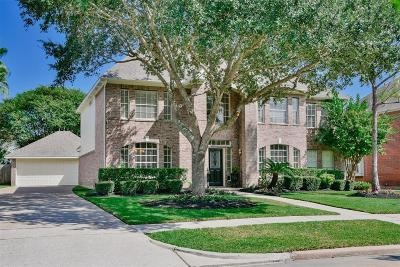 Seabrook Single Family Home For Sale: 2606 Orleans Drive
