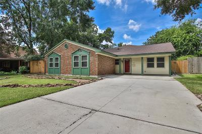 Houston Single Family Home For Sale: 4123 Hill Oak Drive