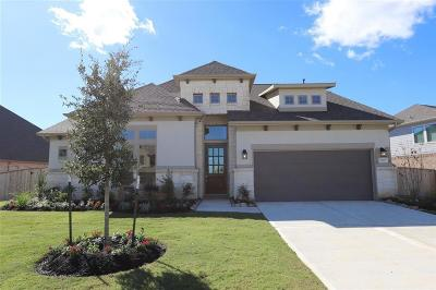 Tomball Single Family Home For Sale: 25315 Angelwood Springs Lane