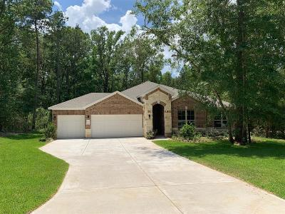 Conroe Single Family Home For Sale: 11045 Shadow View Drive