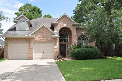 Cypress Single Family Home For Sale: 16306 Wytchwood Circle