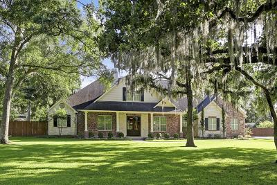 Cypress Single Family Home For Sale: 12803 W Shadow Lake Lane
