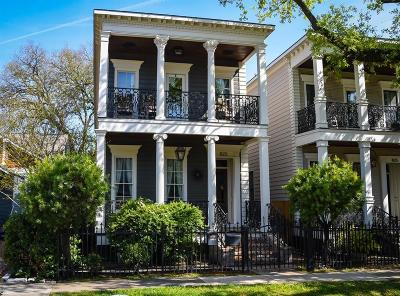 Houston Single Family Home For Sale: 823 E 26th Street
