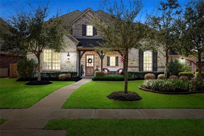 Friendswood Single Family Home For Sale: 2312 Halls Creek Court