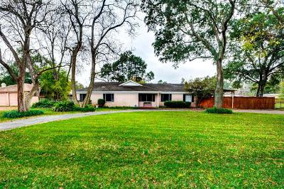 Cypress Single Family Home For Sale: 13127 Vernon Road