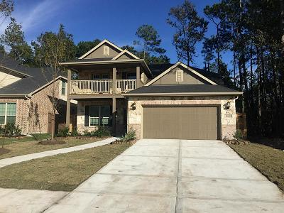 Humble Single Family Home For Sale: 16850 Big Reed