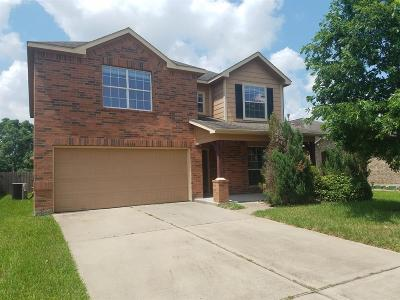 Katy Single Family Home For Sale: 26538 Marble Point Lane
