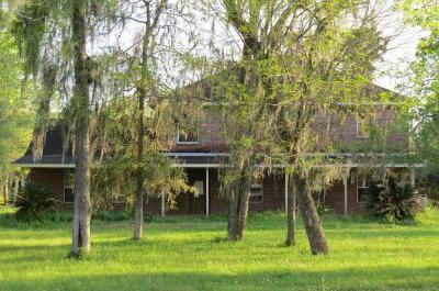 Rosharon Single Family Home For Sale: 3209 Miller Road