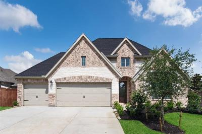 Katy Single Family Home For Sale: 6702 Pioneer Trail