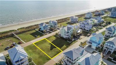 Galveston Residential Lots & Land For Sale: 11602 Beachside