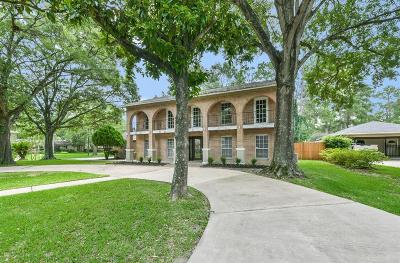 Houston Single Family Home For Sale: 5903 Coral Ridge Road