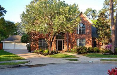 Single Family Home For Sale: 7907 Sonata Court