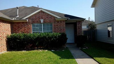 Sugar Land Single Family Home For Sale: 9615 Rads Pt