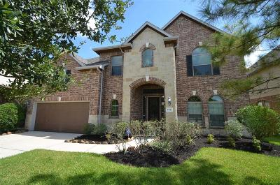Rosenberg Single Family Home For Sale: 1531 Grayson Run