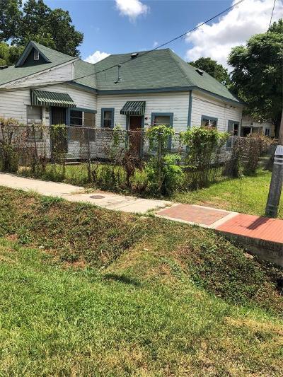 Houston Multi Family Home For Sale: 3608 Engelke Street