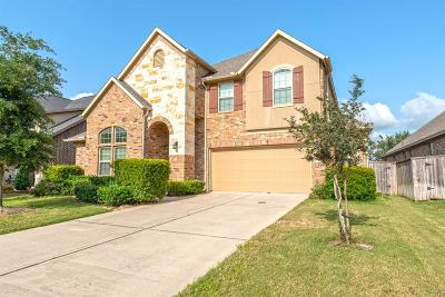 Cinco Ranch Single Family Home For Sale: 3323 Flint Valley Lane