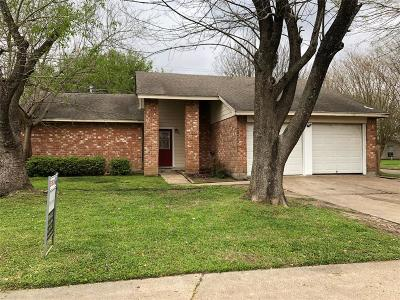 La Porte Single Family Home For Sale: 9927 Dover Hill Road